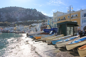 Welcome to Capri