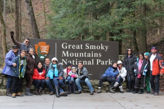 Getting to The Smoky National Park