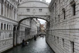 Bridge of Sighs Puente de los Suspiros