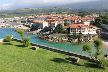 View of LLanes